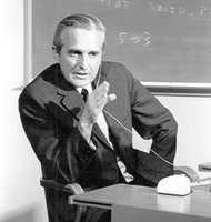 Douglas C Engelbart Inventor of the Computer Mouse